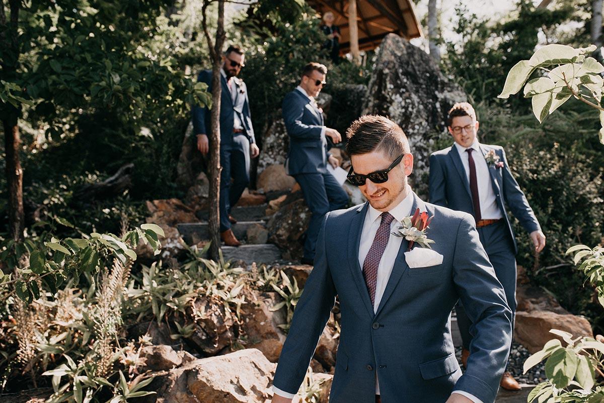 Elegant Wedding in the Whitsundays