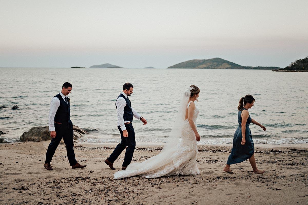 Luxe Boho Wedding North Queensland