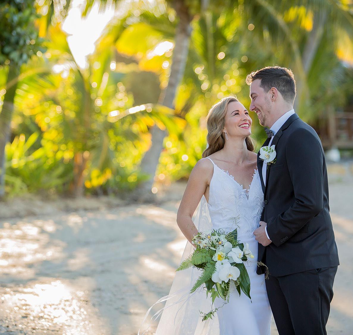 Private Whitsunday Beach Weddings