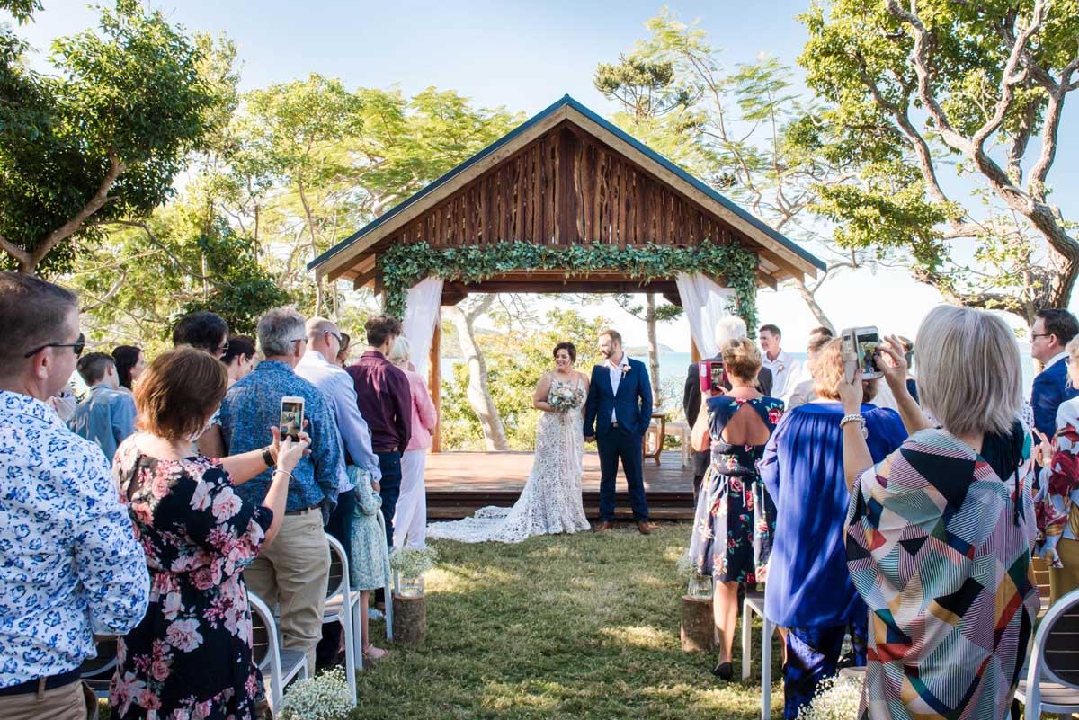 Earlando Wedding Ceremony